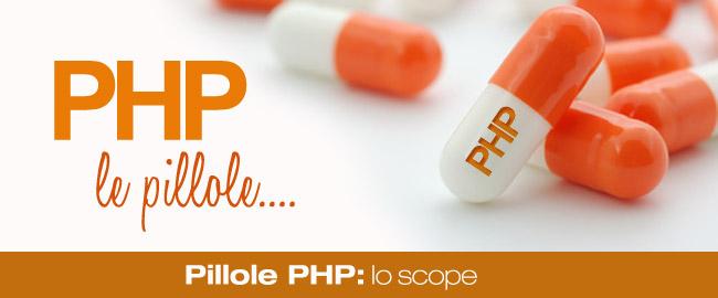 [PILLOLE PHP] Lo scope