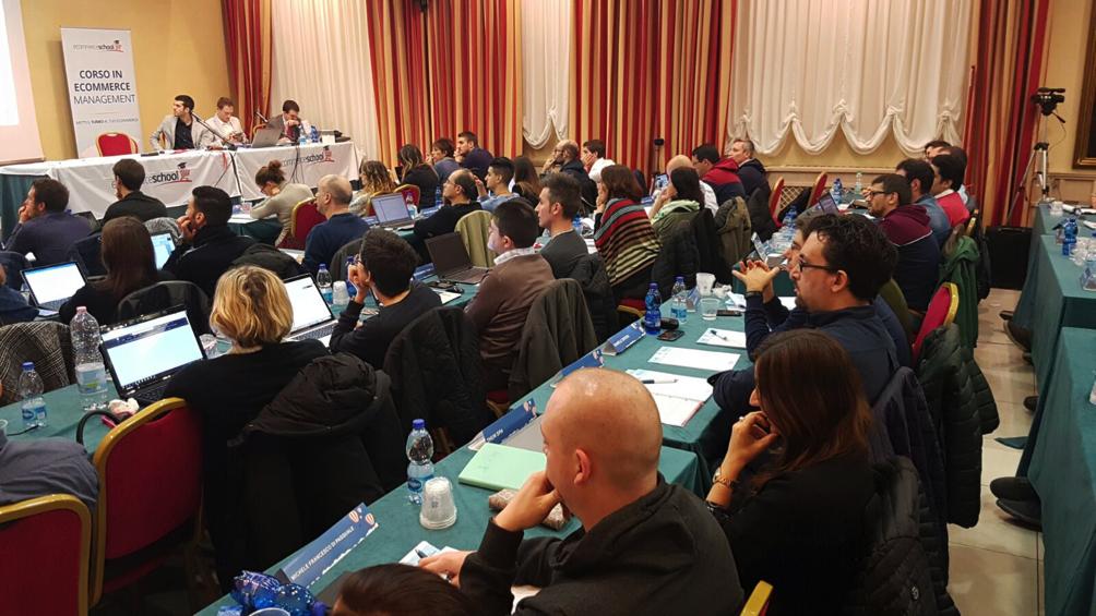 Corso Ecommerce Management - evento